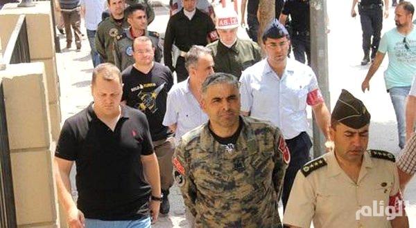 تركيا: صرف «8» آلاف موظف في الشرطة والدرك عقب الإنقلاب الفاشل