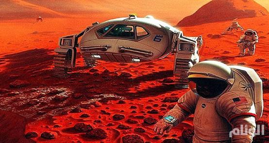 ناسا: ارسل اسمك إلى المريخ!