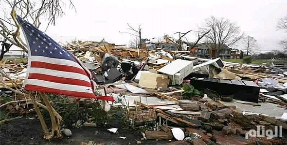 إعلان حالة الطوارئ في فلوريدا وألاباما ومسيسبي الأمريكية