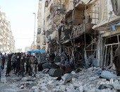 بدء دخول شاحنات المساعدات التابعة للأمم المتحدة إلى الأراضى السورية