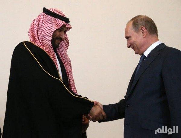 بوتين: محمد بن سلمان شخص يعرف كيف يحقق أهدافه