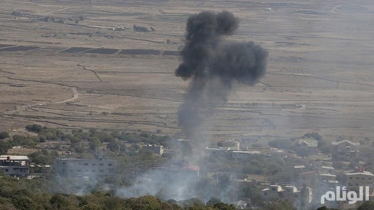 35 قتيلا بينهم 26 موالين للنظام السوري في قصف جوي
