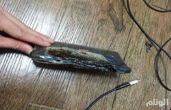 بعد الانفجار.. مستخدمو نوت 7 يعانون من مشاكل جديدة بالهاتف