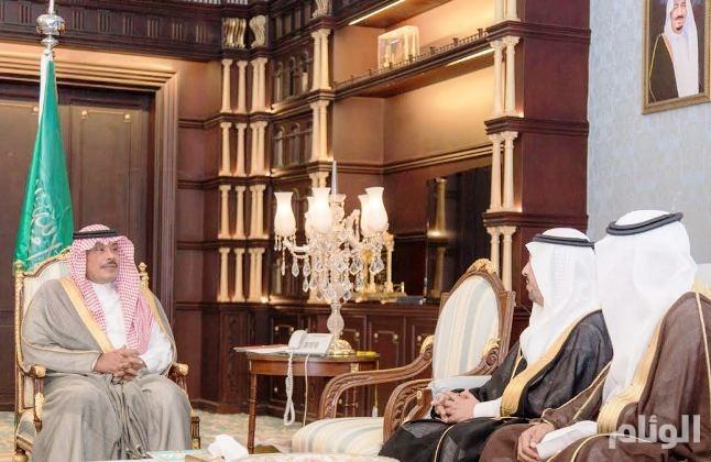 أمير الباحة يطلق مبادرة «شكراً لهم» لتكريم رجال الأمن