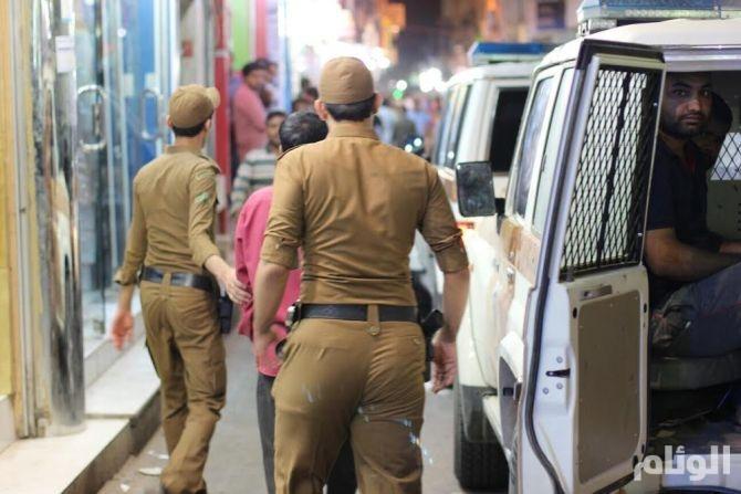 شرطة القصيم تضبط «2339» مخالفاً للأنظمة