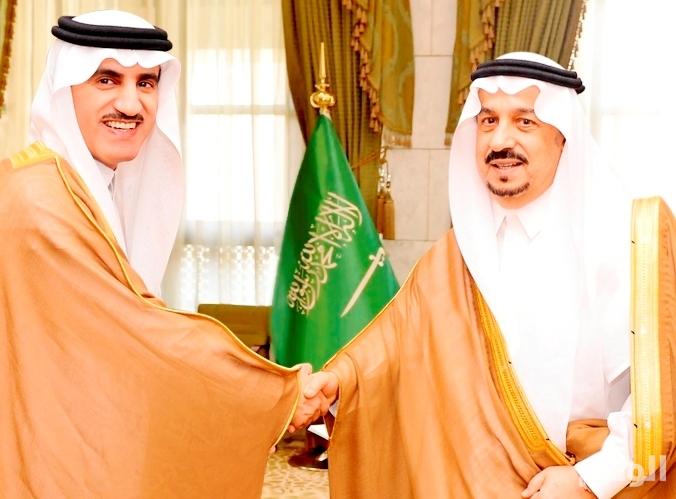 الأمير فيصل بن بندر يشيد بمشروعات وبرامج أوقاف صالح الراجحي