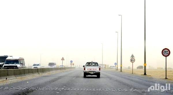 حالة الطقس: أتربة وغبار بشرق وشمال شرق المملكة