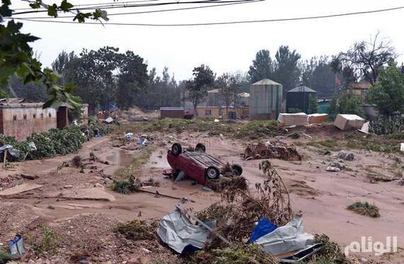 مقتل «16» شخصاً في انهيارات أرضية بجنوب شرق الصين