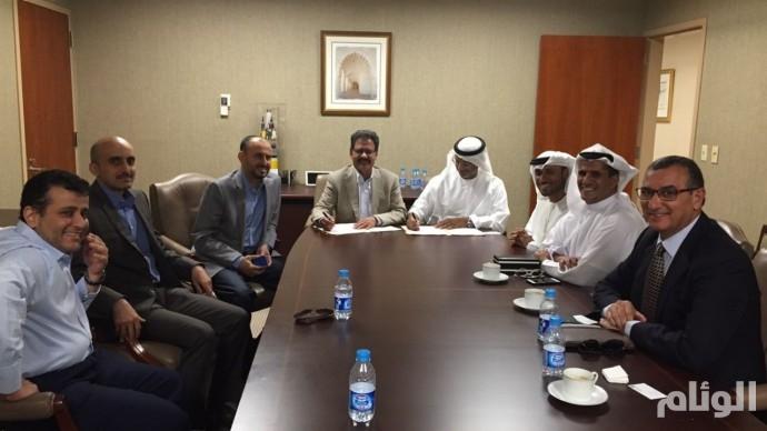أرامكو السعودية تبرم اتفاقية مع شركة الإنشاءات البترولية الوطنية