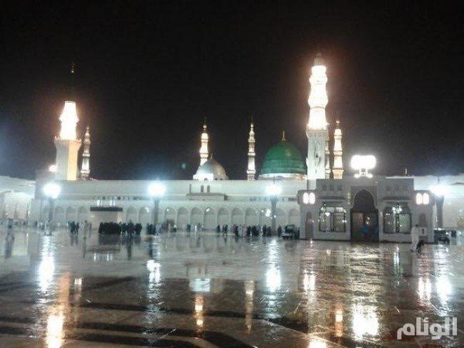 «الأرصاد» تتوقع هطول أمطار رعدية على المدينة المنورة ومكة المكرمة