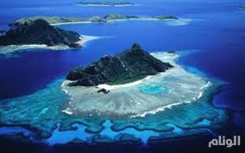 زلزال في جنوب المحيط الهادي بقوة «5.7» درجة