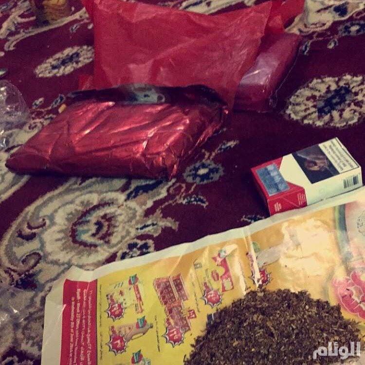 ضبط أحد مروجي المخدرات عبر «سناب شات» في الرياض