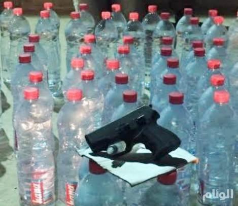 الخمور والسلاح الناري