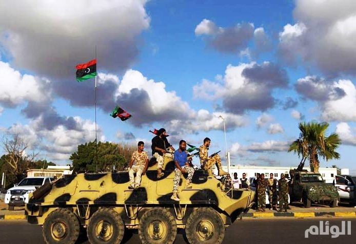 الجيش الليبي يسيطر على موقع استراتيجي جنوب طرابلس