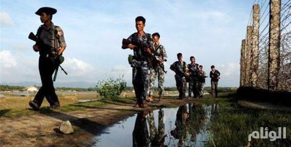 مقتل «70» مسلم في مواجهات مع جيش بورما