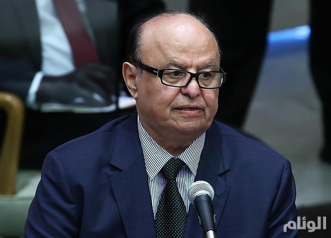الرئيس اليمني يطالب الأمم المتحدة بضمانات من أجل استمرار غريفيث في مهامه
