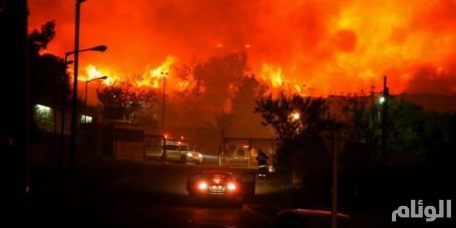 عائلات عربية تستعد لإيواء يهود متضررين من الحرائق في إسرائيل