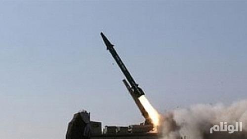 الدفاعات الجوية للتحالف تسقط ٨ صواريخ باليستية أطلقتها الميليشيات على مواقع للجيش اليمني