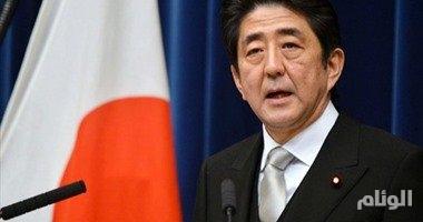 """رئيس وزراء اليابان: نشر صواريخ روسية على جزر متنازع عليها """"يدعو للأسف"""""""