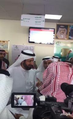بالفيديو.. مواطنو الباحة عن زيارة وزير الصحة: مسؤول مخلص واستمع لنا دون ضجة