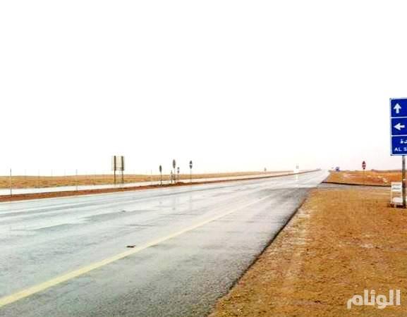 الأرصاد: تدني الرؤية الأفقية بسبب الغبار في المدينة ومكة وحائل