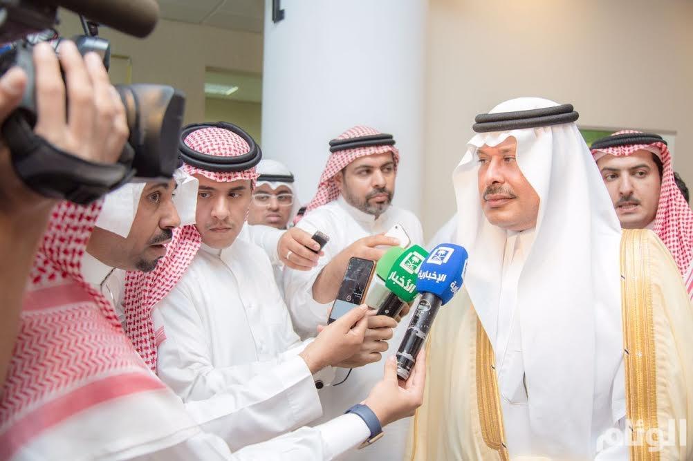 أمير الباحة معلقاً على السياحة: لدينا نقص في عدد الفنادق ذات النجوم المختلفة