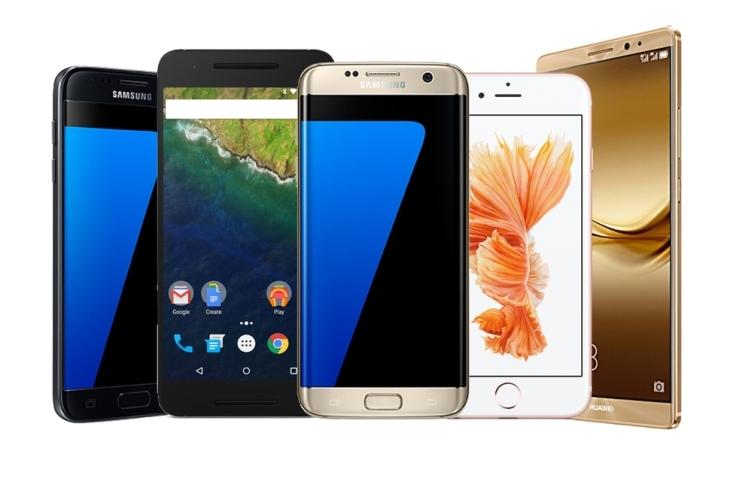 «2016» عام المنافسة الشرسة في سوق الهواتف الذكية