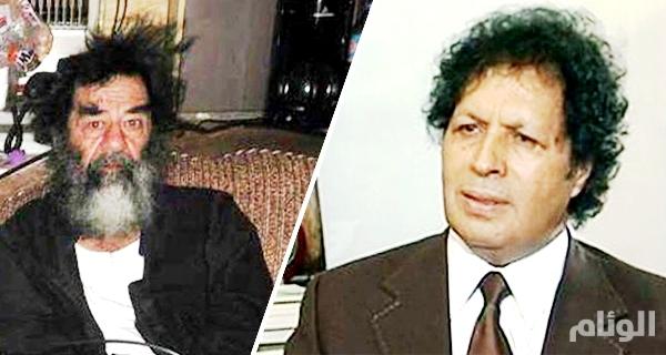 أحمد قذاف الدم: أمريكا اعتقلت صدام حسين قبل مشهد الحفرة