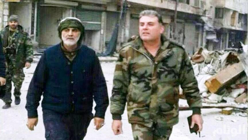 الحرس الثوري الإيراني ينتهك سيادة العراق بسيارة دبلوماسية وطائرة مدنية