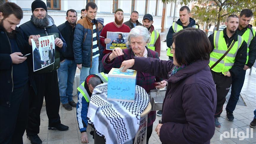 مساجد البوسنة والهرسك تطلق حملة تبرعات للشعب السوري