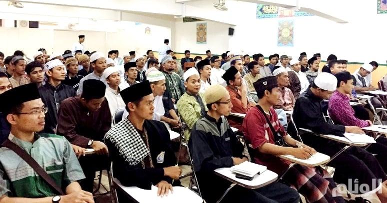 أوقاف الراجحي تنهي عدة دورات علمية متخصصة لـ«1890» متدرباً من 3 دول إسلامية