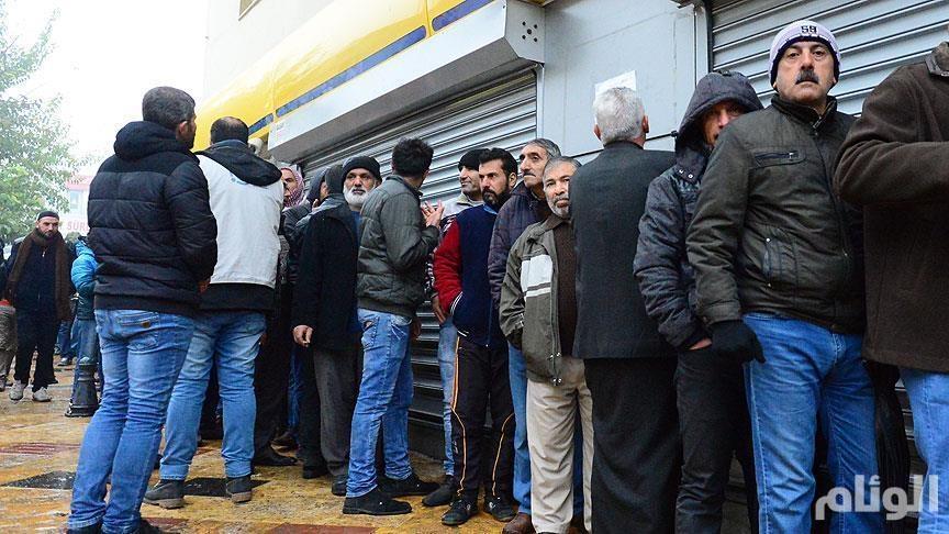 توقيف «133» مهاجرًا غير شرعي في أدرنة التركية