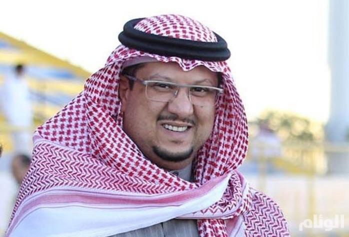 فيصل بن تركي يشكر الأمير مشعل بن سعود
