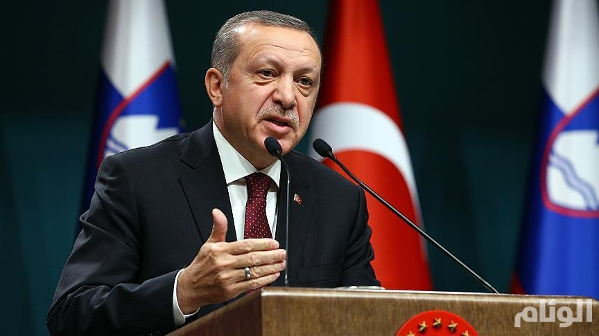 أردوغان: العلمانية نظام للدولة ولا يمكن للأشخاص أن يكونوا علمانيين
