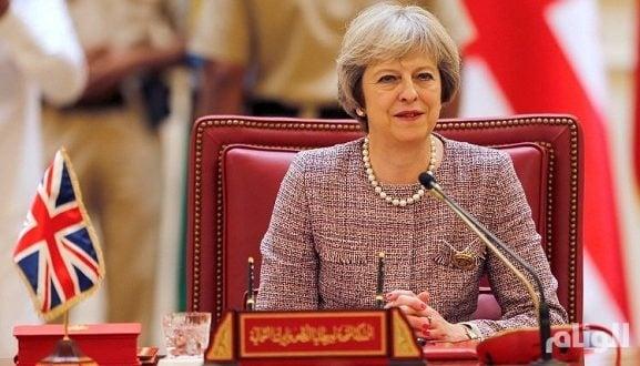 ماي: تصريحات وزير الخارجية البريطاني ضد السعودية لا تمثلنا إطلاقاً