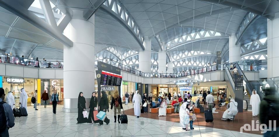 «71 %» نسبة رضا المسافرين بمطارات الرياض وجدة والدمام