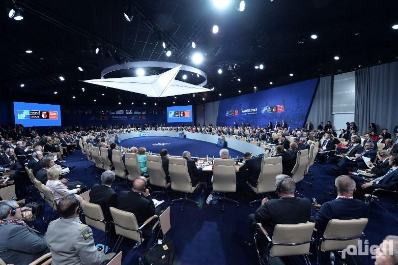 بريطانيا والولايات المتحدة تجددان التزامهما تجاه حلف الناتو