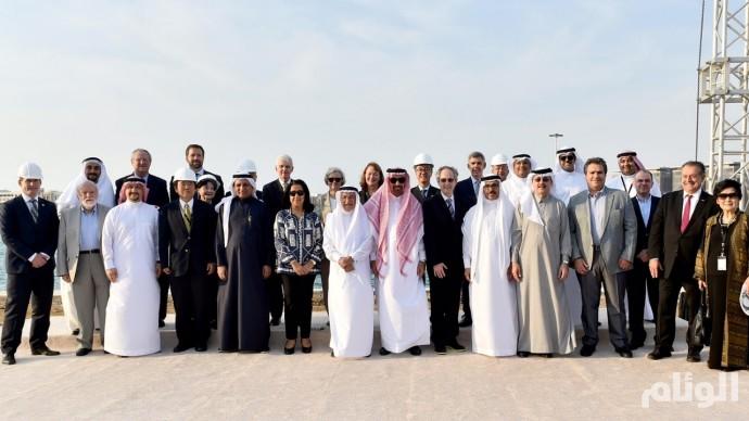 أرامكو السعودية تطلق أحدث مراكزها للأبحاث والتطوير في جامعة الملك عبد الله للعلوم والتقنية