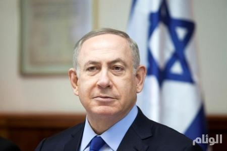 نتنياهو يلقي وثيقة حماس بشأن إسرائيل في سلة مهملات