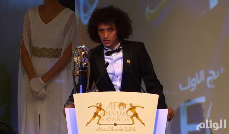 """""""عموري"""" يحقق جائزة أفضل لاعب آسيوي"""