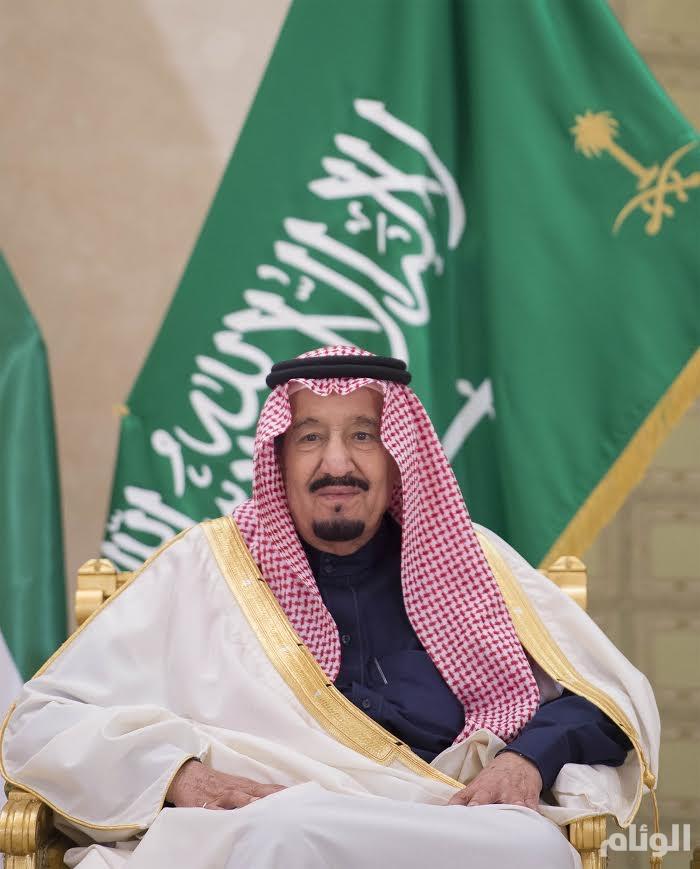 الملك سلمان يتسلم رسالة من ملك الأردن تدعوه لحضور القمة العربية