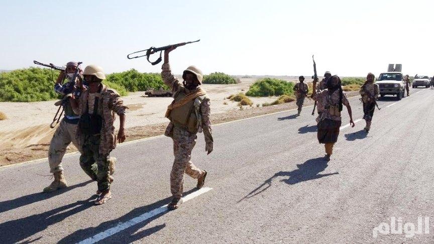 مقتل مسؤول تسليح مليشيا الحوثي في جبهة معسكر خالد بن الوليد