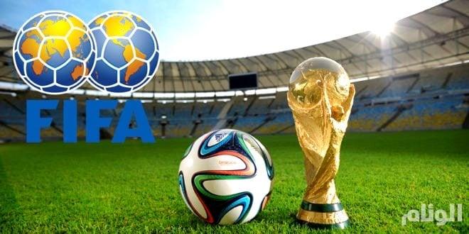الفيفا: يمكن للحكام في كأس العالم إيقاف المباراة لهذا السبب