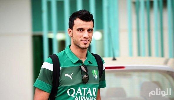 عمر السومة يعلن عن موعد عودته للملاعب
