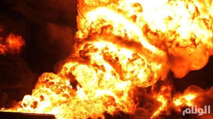 حرائق وانفجارات تهز ماساتشوستس الأمريكية