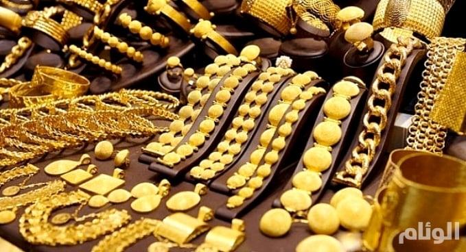 الذهب عند أعلى مستوى في أكثر من أسبوع
