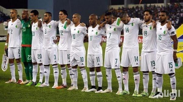 الجزائر تحصد نقطة مهمة أمام زيمبابوي
