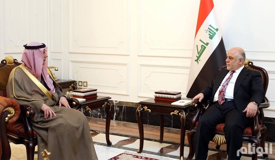 في زيارة مفاجئة.. وزير الخارجية السعودي عادل الجبير يصل العراق للقاء العبادي