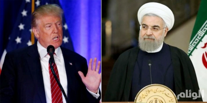 الرئيس الإيراني يصّعد الإنتقادات: دونالد ترامب مبتدئ في عالم السياسة