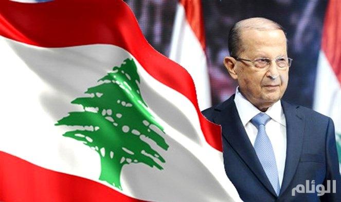 عون: سلاح حزب الله ليس مناقضاً للدولة بل جزء أساسي للدفاع عن لبنان
